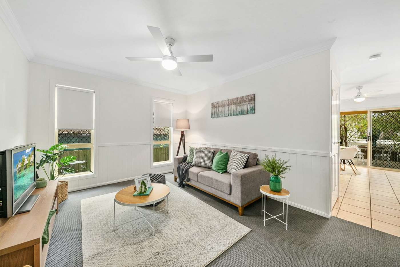 Main view of Homely townhouse listing, 3/15 Gustavson Street, Annerley QLD 4103
