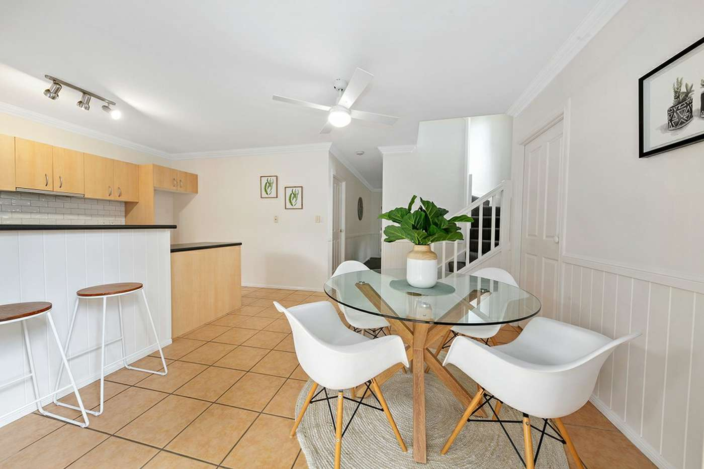 Fifth view of Homely townhouse listing, 3/15 Gustavson Street, Annerley QLD 4103