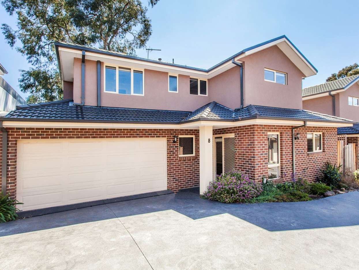 Main view of Homely unit listing, 8/48 Lusher Road, Croydon, VIC 3136