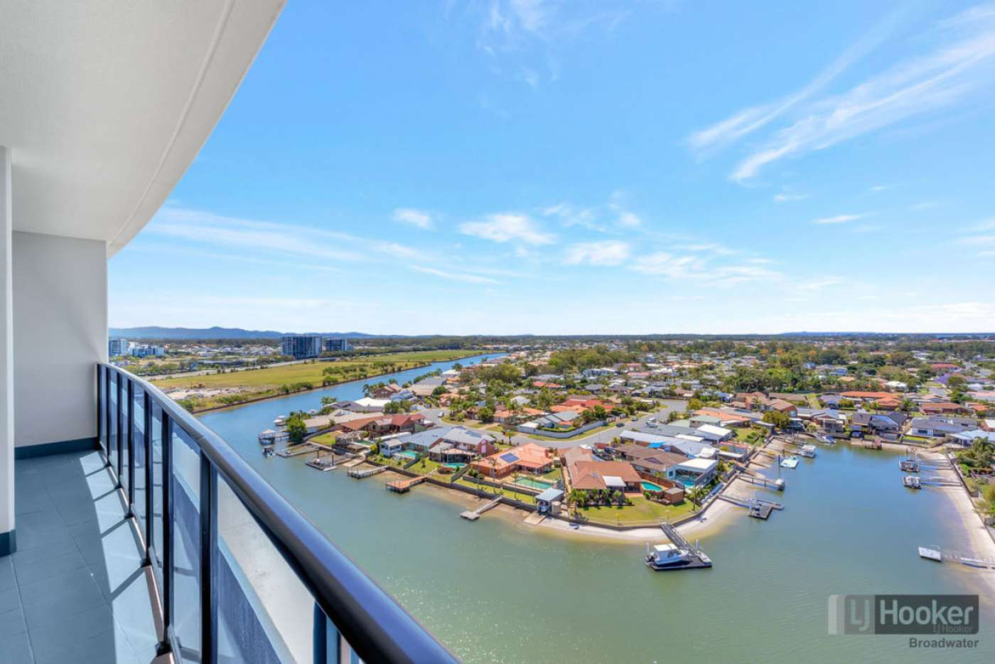 Main view of Homely unit listing, 11104/5 Harbour Side Court, Biggera Waters QLD 4216