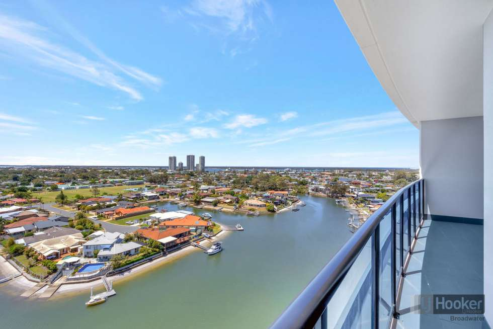 Second view of Homely unit listing, 11104/5 Harbour Side Court, Biggera Waters QLD 4216