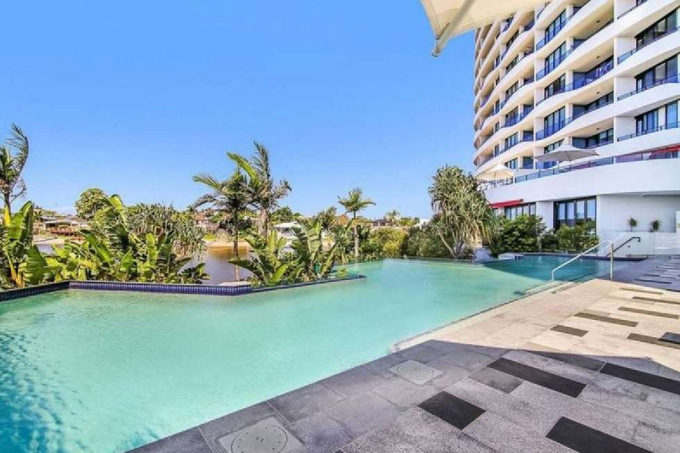 Third view of Homely unit listing, 11104/5 Harbour Side Court, Biggera Waters QLD 4216