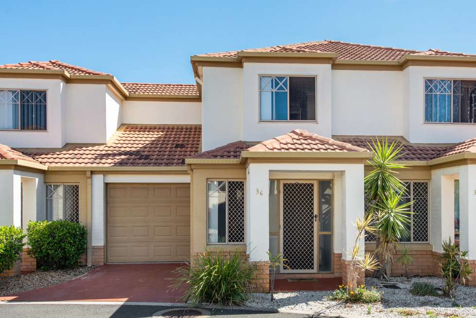 Fifth view of Homely townhouse listing, 36/22 Dasyure Place, Wynnum West QLD 4178