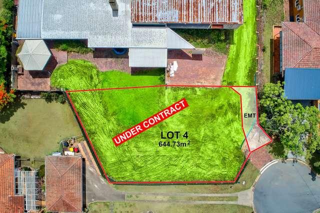 Lot 4/7 Cornish Place, Aspley QLD 4034
