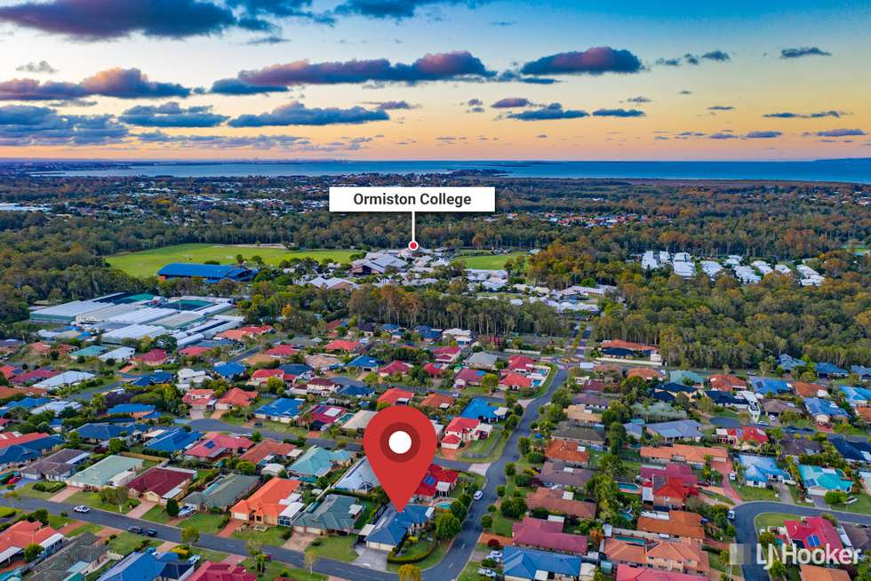 Fifth view of Homely house listing, 17 Evergreen Street, Ormiston QLD 4160