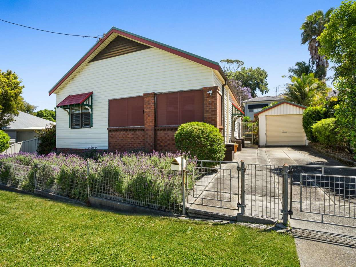 Main view of Homely house listing, 1 Dent Street, North Lambton, NSW 2299