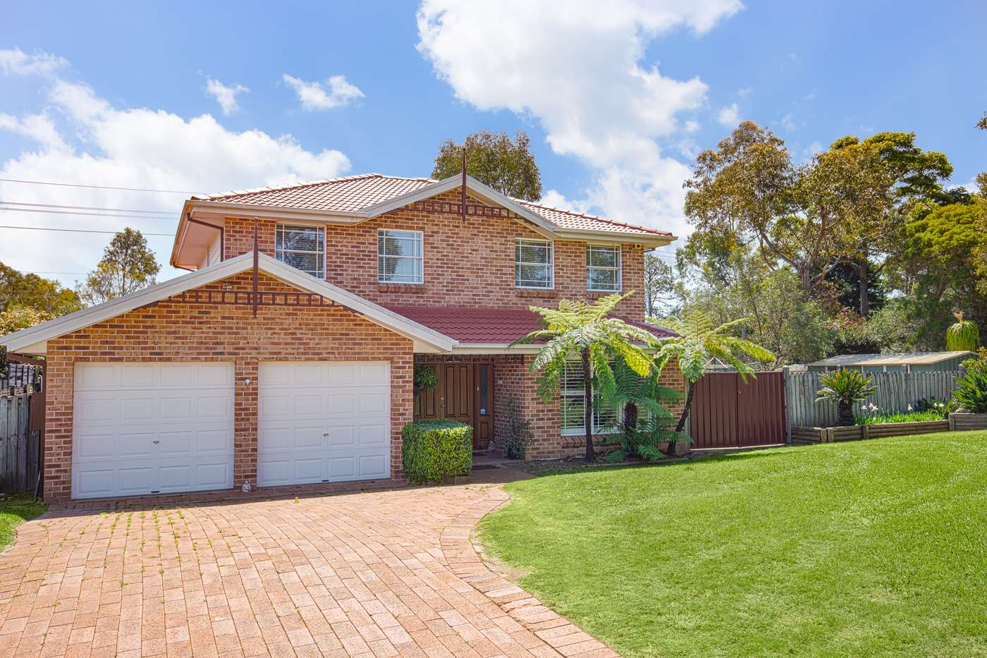 Main view of Homely house listing, 36 Alexandrina Court, Wattle Grove, NSW 2173