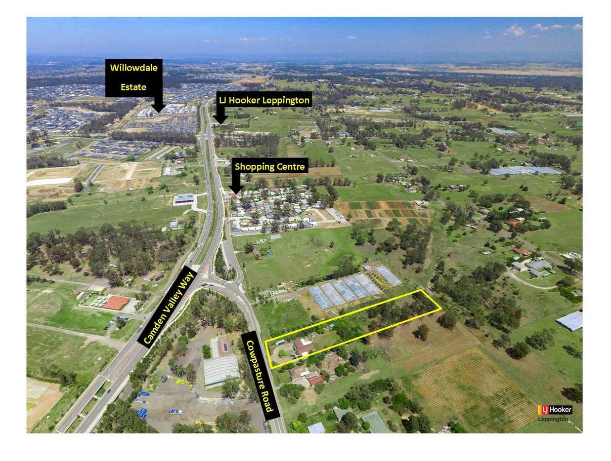 Main view of Homely house listing, 23 Cowpasture Road, Leppington, NSW 2179
