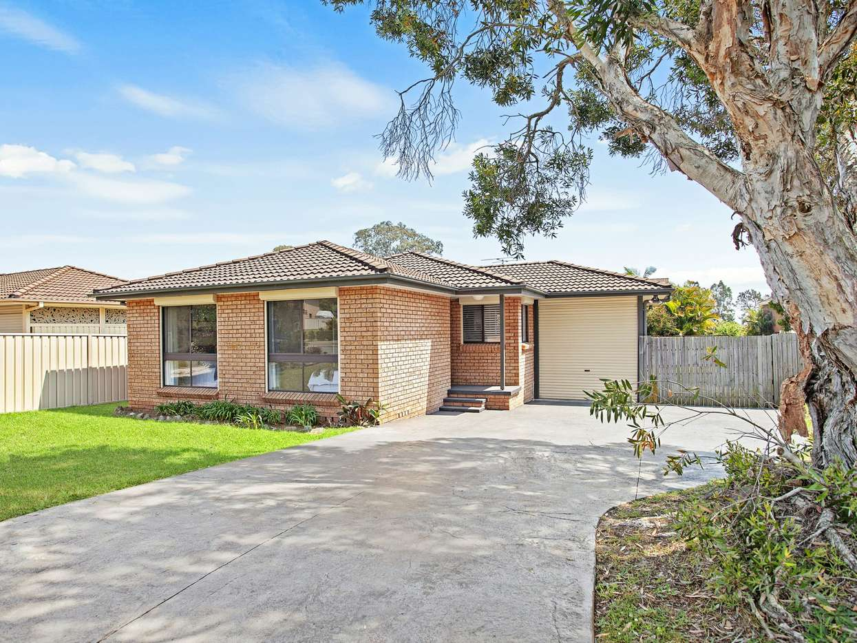 Main view of Homely house listing, 33 Morris Crescent, Bonnells Bay, NSW 2264