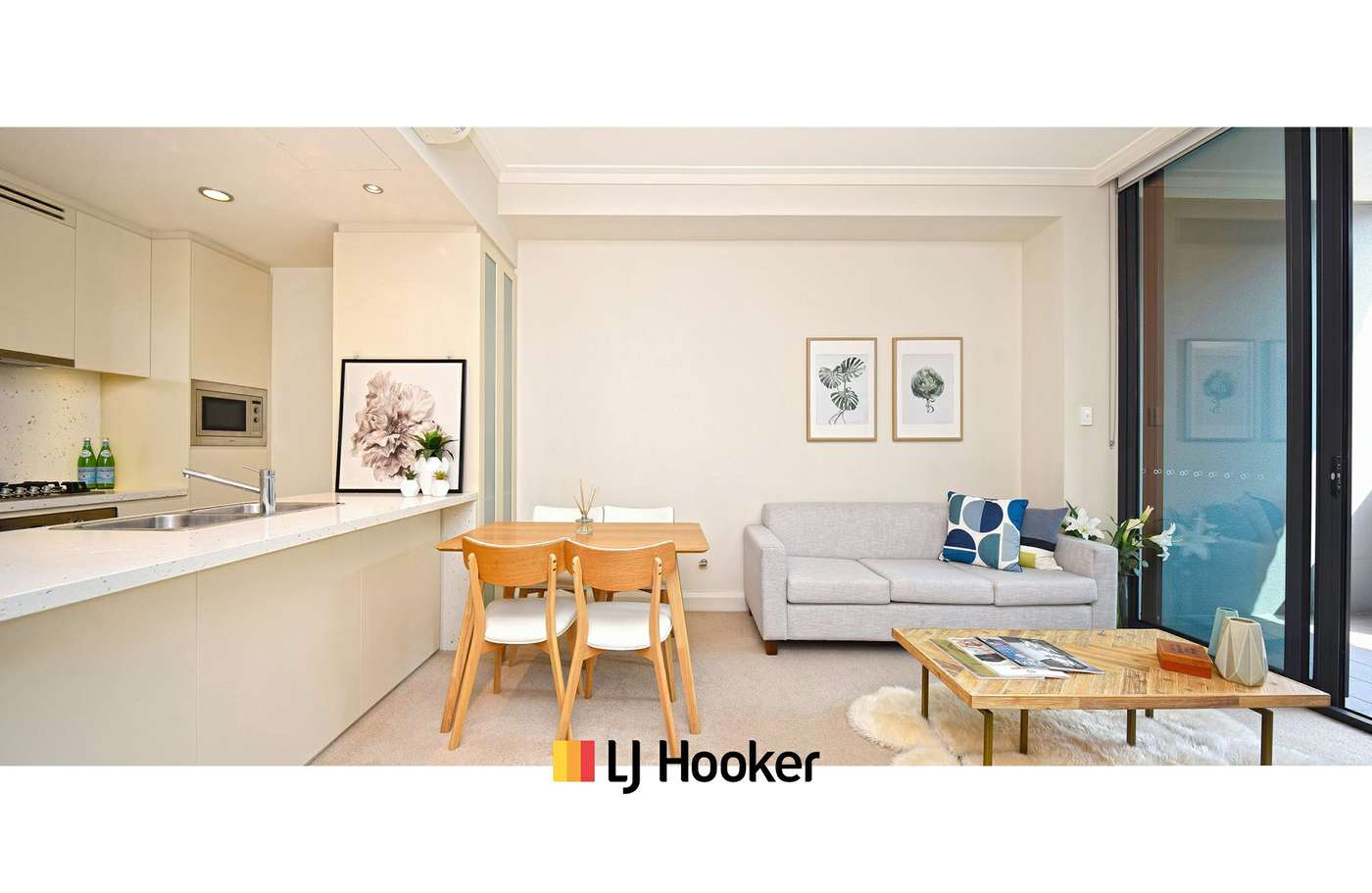 Main view of Homely unit listing, 306/2 Timbrol Avenue, Rhodes, NSW 2138