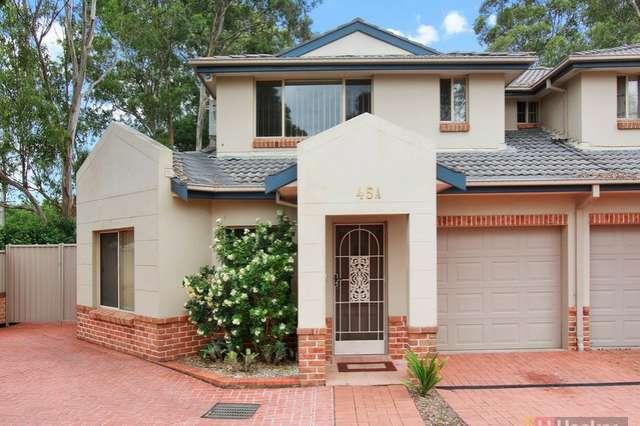 45a Eldridge Road, Greystanes NSW 2145
