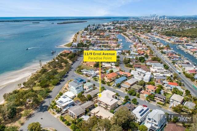 11/9 Errol Avenue, Paradise Point QLD 4216