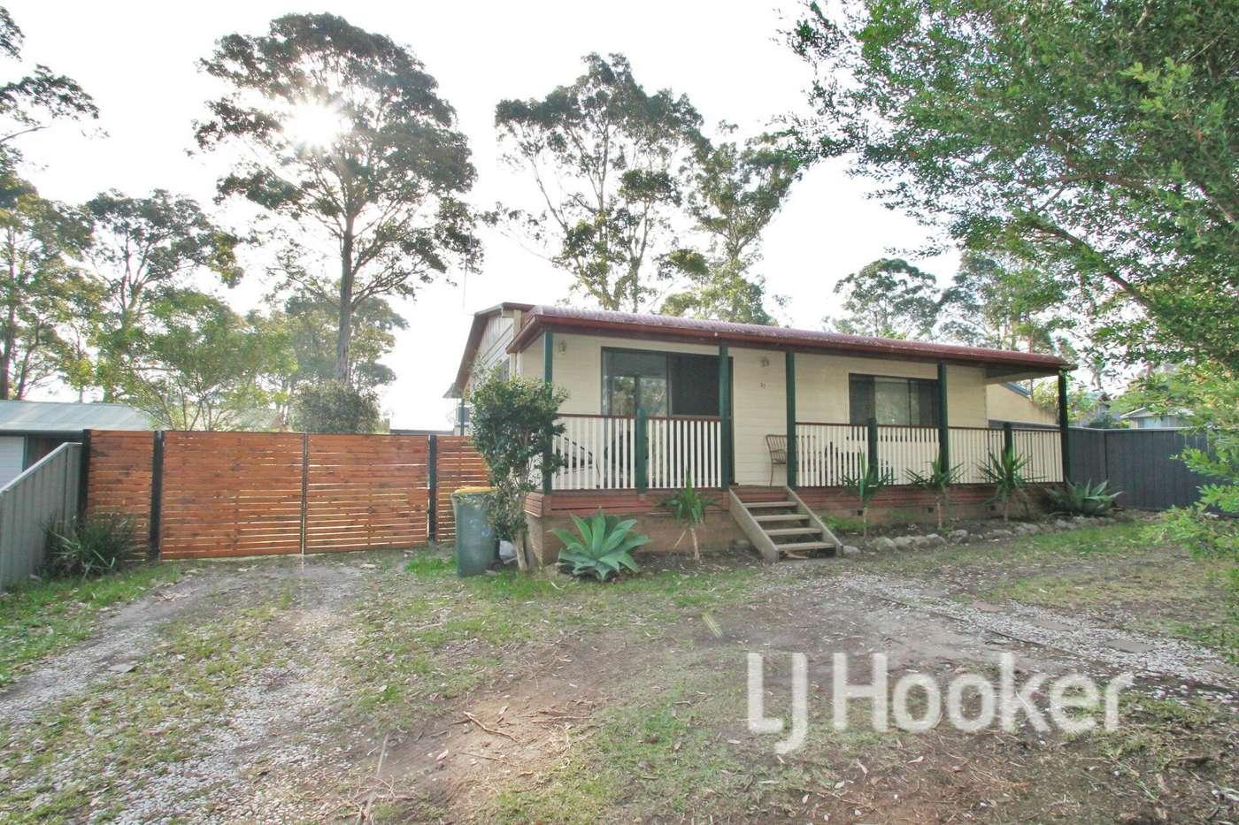 Main view of Homely house listing, 37 Killarney Road, Erowal Bay, NSW 2540