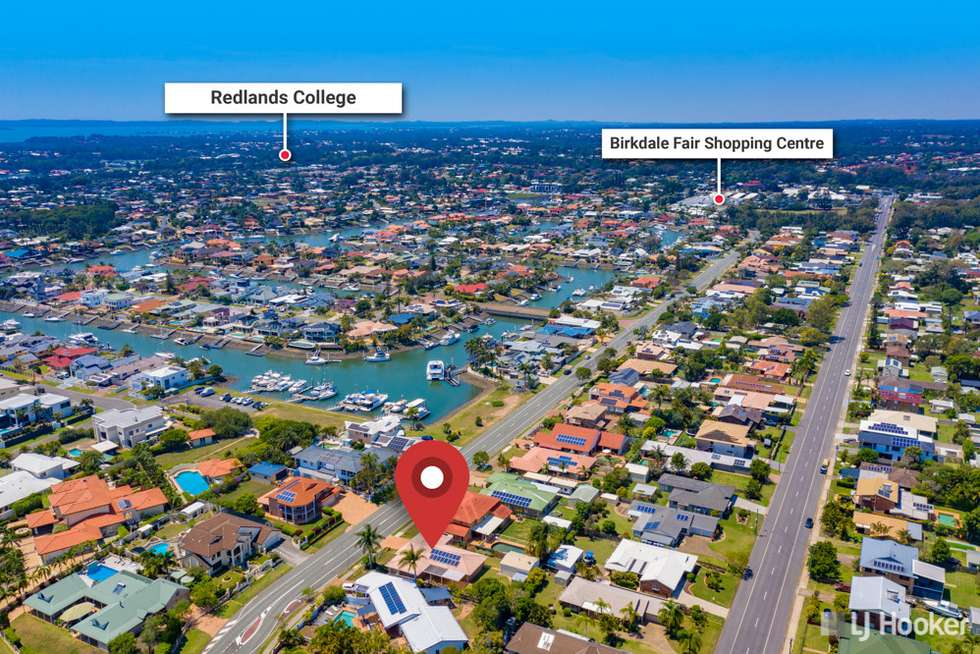 Second view of Homely house listing, 86 Mary Pleasant Drive, Birkdale QLD 4159