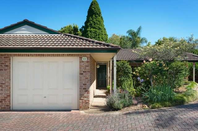 Villa 11/2-8 Kitchener Street, St Ives NSW 2075