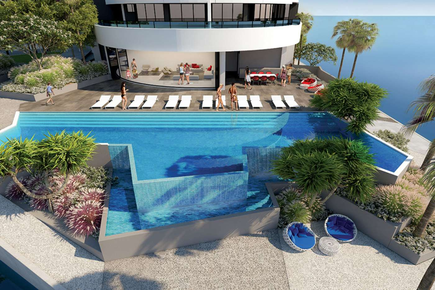 Seventh view of Homely unit listing, 1/5 Harbour Side Court, Biggera Waters QLD 4216