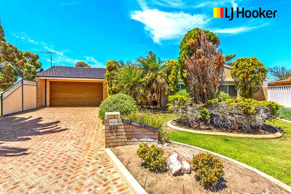 Third view of Homely house listing, 20 Schooner Place, Waikiki WA 6169