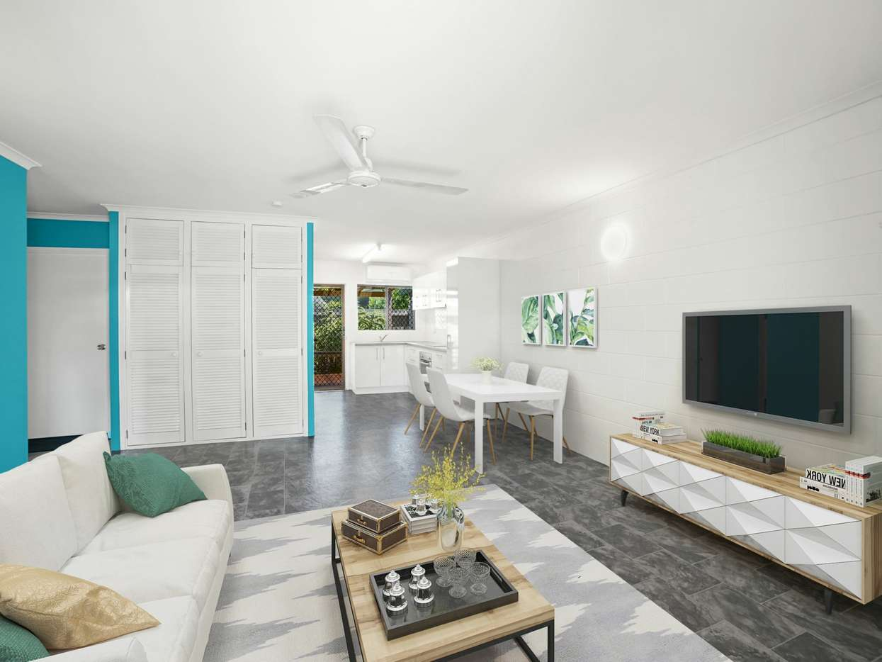 Main view of Homely unit listing, 4/40 Armbrust Street, Manoora, QLD 4870