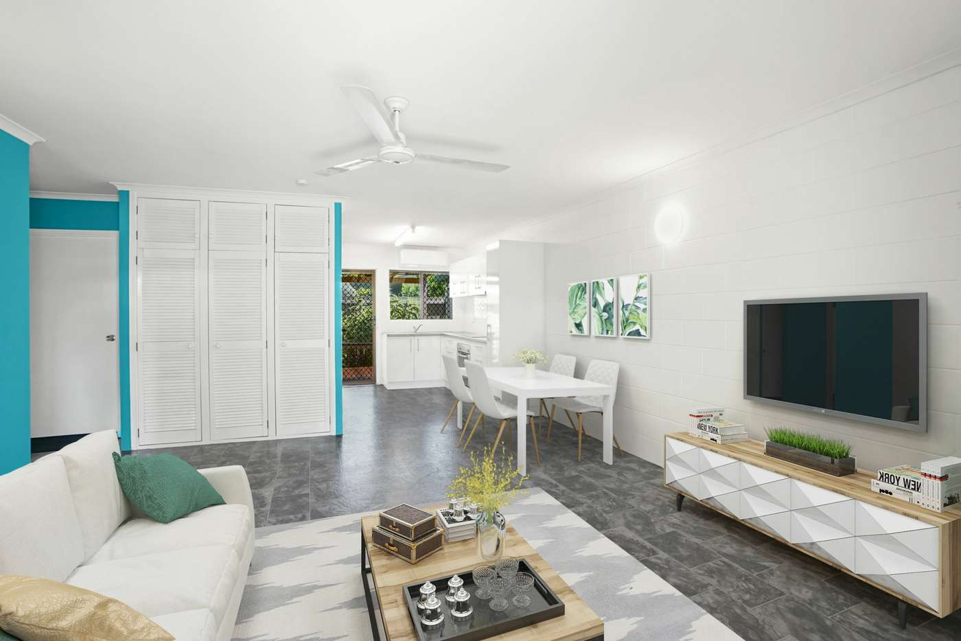 Main view of Homely unit listing, 4/40 Armbrust Street, Manoora QLD 4870