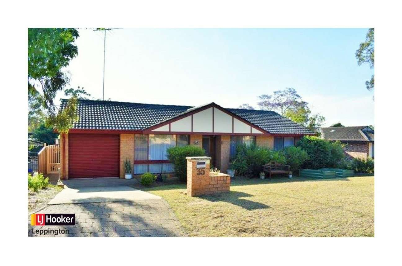 Main view of Homely house listing, 35 Denison Street, Ruse, NSW 2560