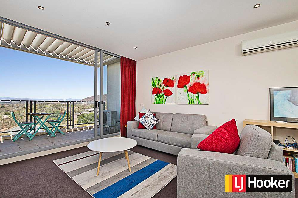 Main view of Homely apartment listing, 101/2 Edinburgh Avenue, City, ACT 2601