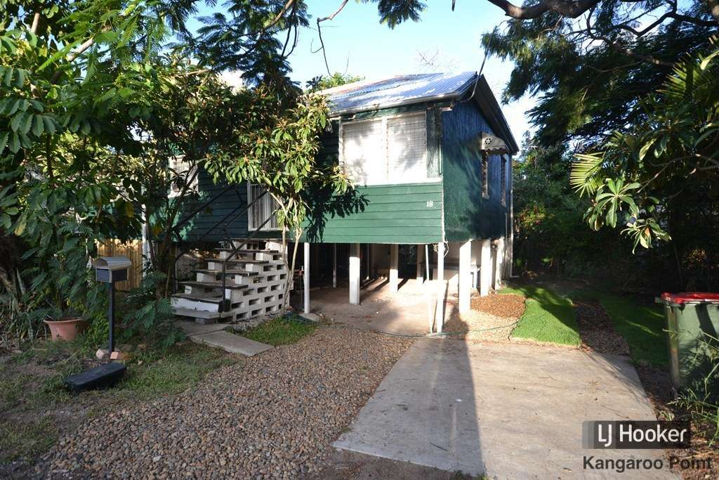 Main view of Homely house listing, 18 Atherton Street, Woolloongabba, QLD 4102