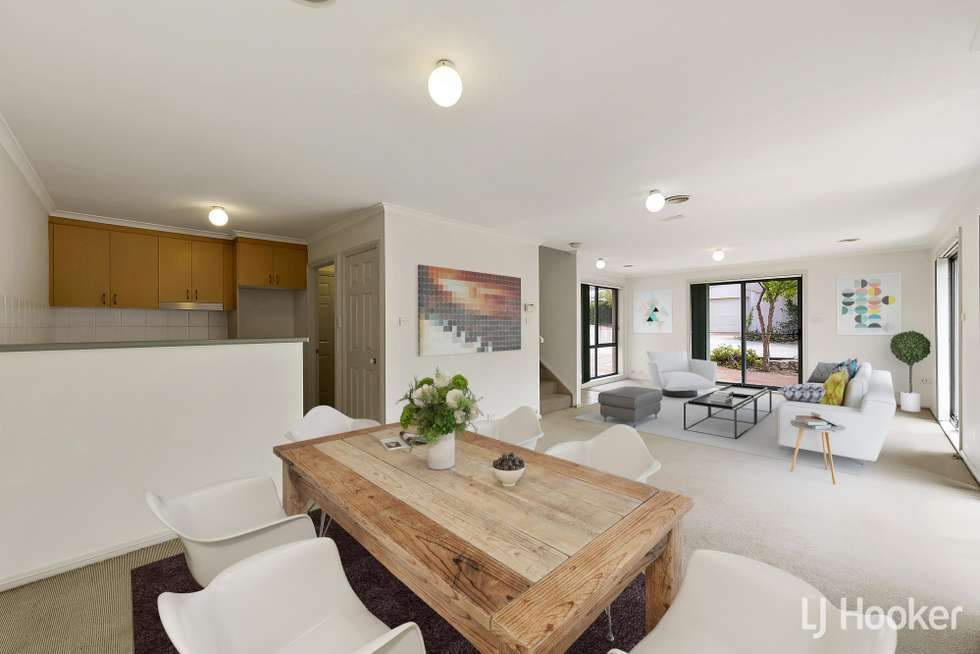 Second view of Homely townhouse listing, 13/5 Colmer Street, Bruce ACT 2617