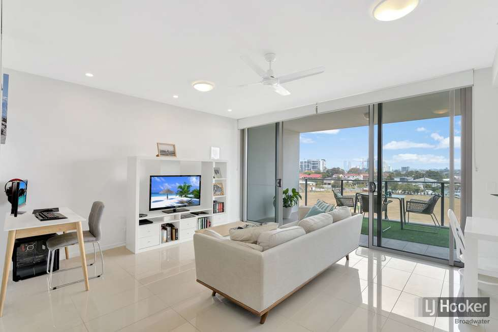 Second view of Homely unit listing, 503/17 Bath Street, Labrador QLD 4215