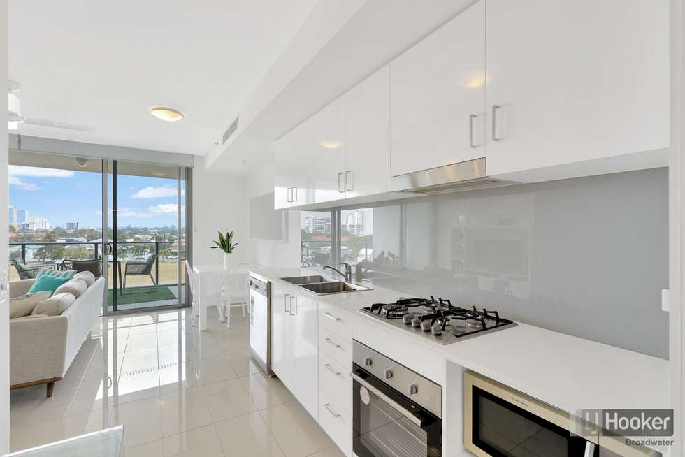 Fifth view of Homely unit listing, 503/17 Bath Street, Labrador QLD 4215