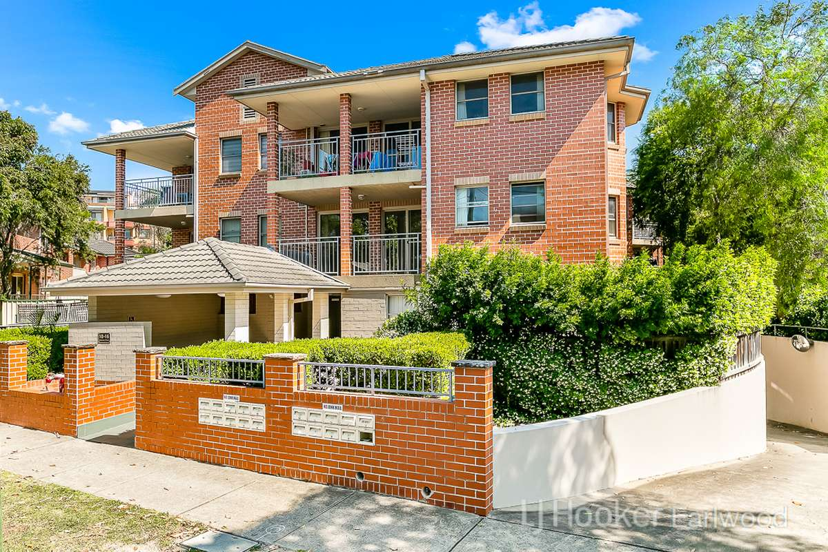 Main view of Homely apartment listing, 6/10-16 Beatrice Street, Ashfield, NSW 2131
