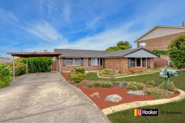 4 Indaal place, St Andrews NSW 2566