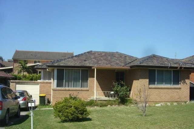 5 Oldfield Street, Greystanes NSW 2145
