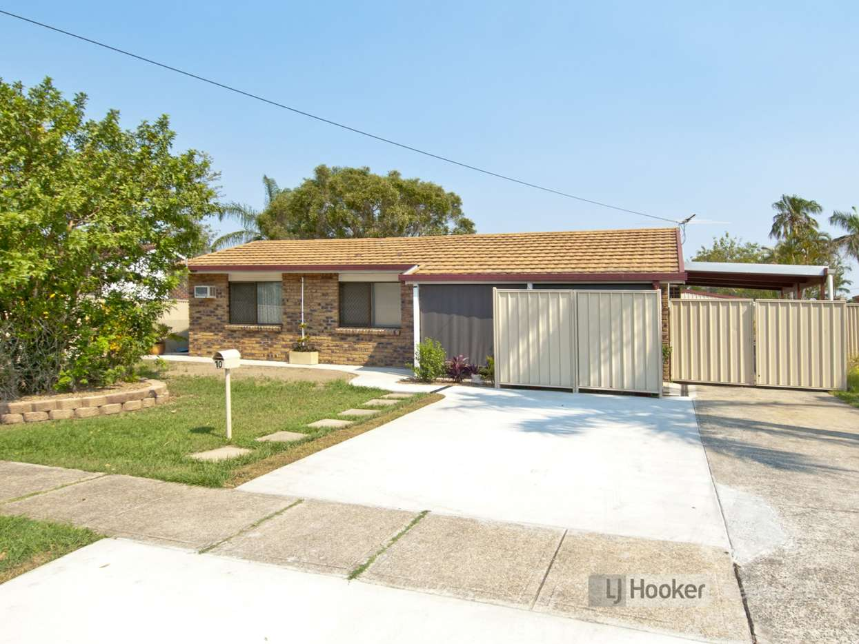 Main view of Homely house listing, 10 Copper Drive, Bethania, QLD 4205