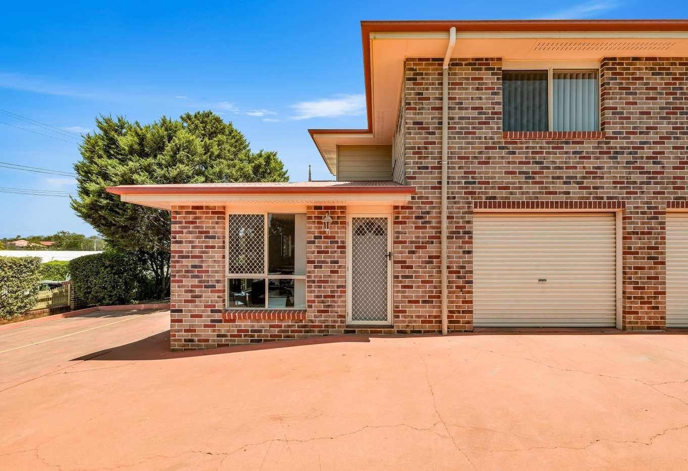 Main view of Homely unit listing, 1/33 Helen Street, Newtown, QLD 4350
