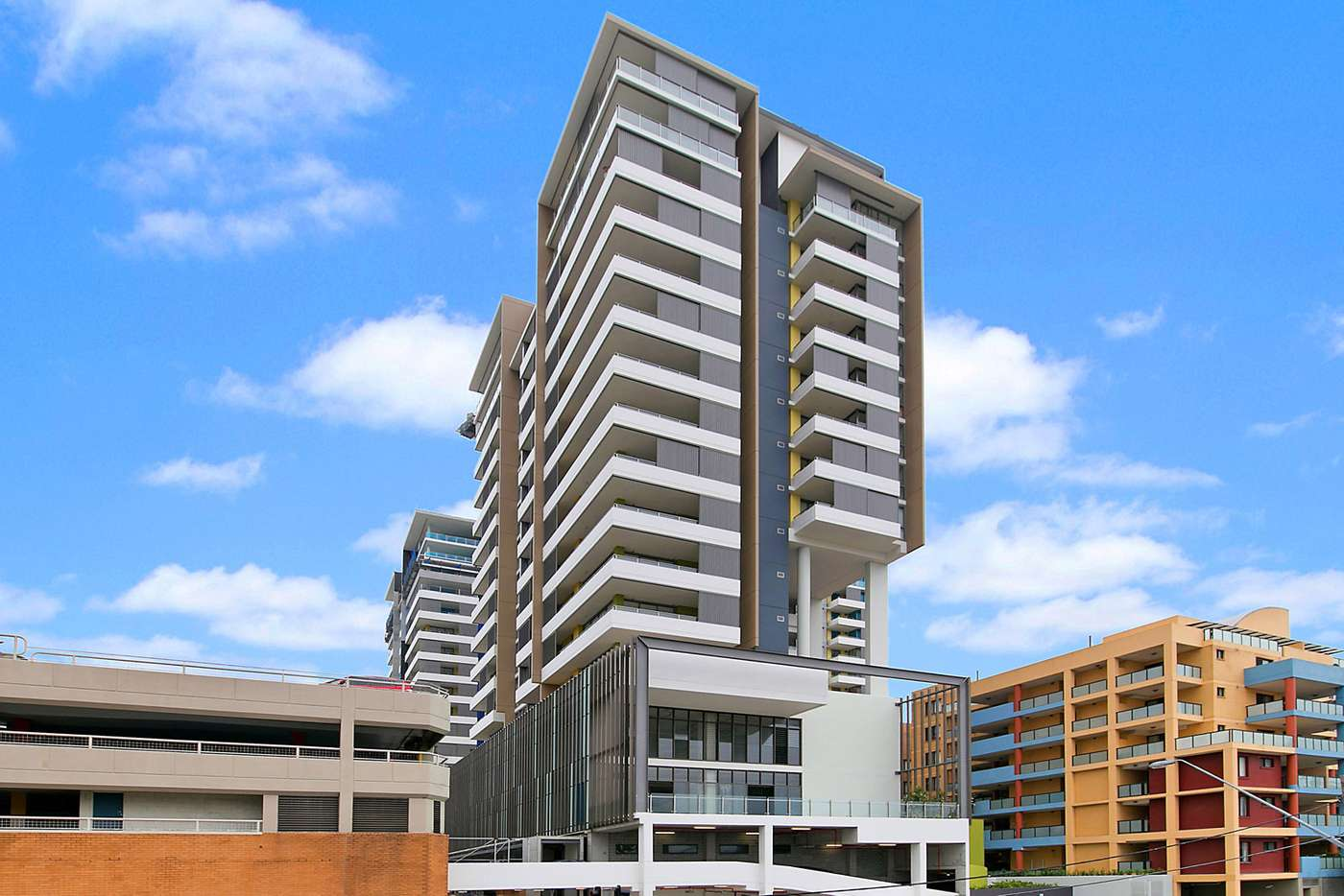 Main view of Homely unit listing, C803/8 Wynne Avenue, Burwood, NSW 2134