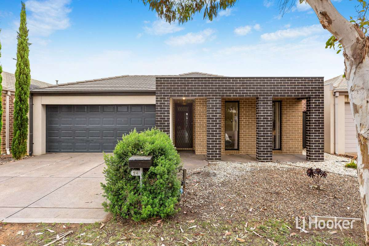 Main view of Homely house listing, 24 Tanner Mews, Point Cook, VIC 3030