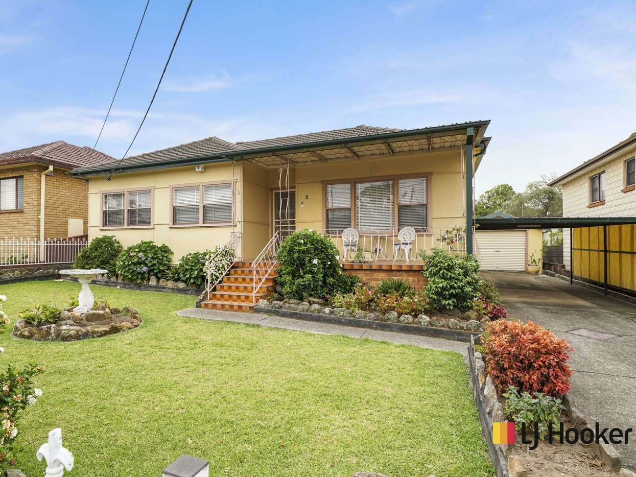Main view of Homely house listing, 5 Bristol Street, Merrylands, NSW 2160
