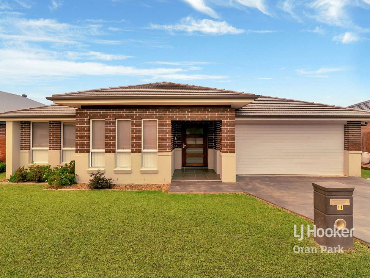Main view of Homely house listing, 11 Atlee Street, Oran Park, NSW 2570