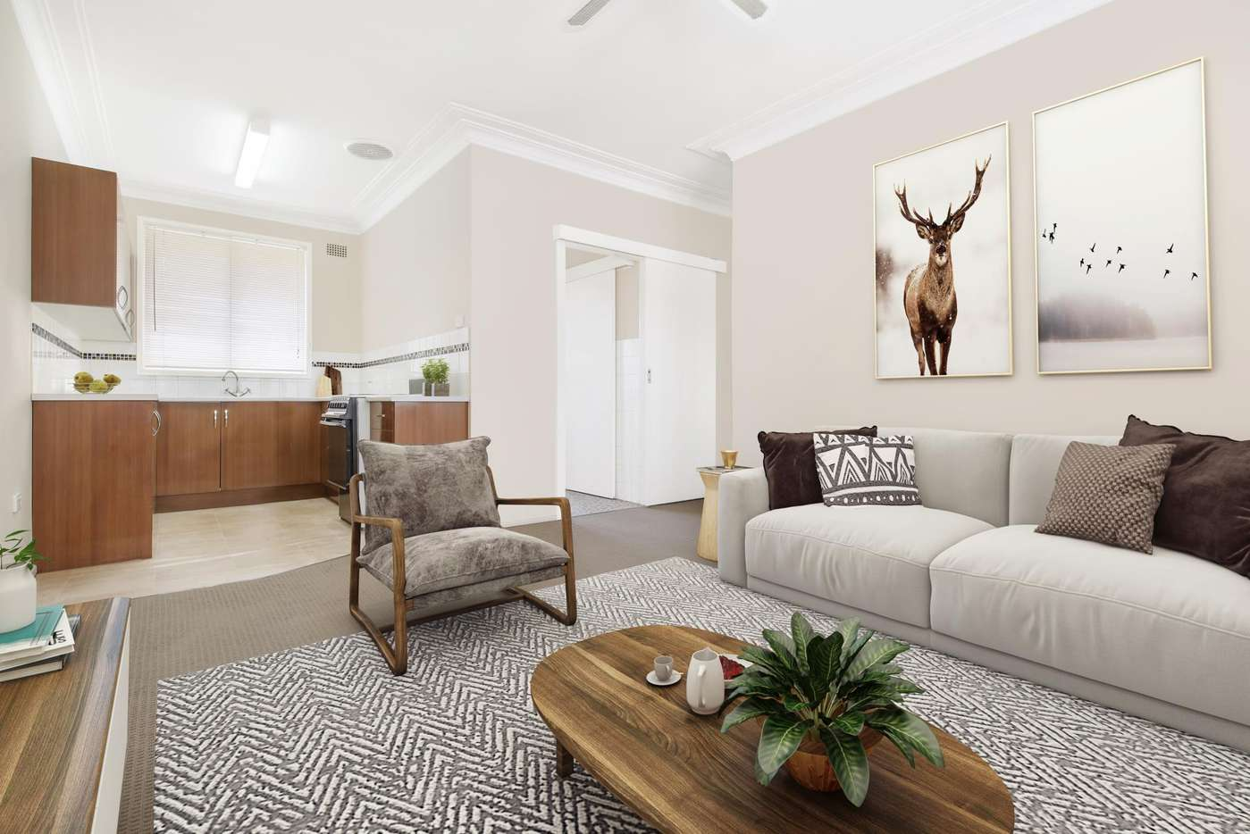 Main view of Homely unit listing, 4/64 Princes Highway, West Wollongong, NSW 2500
