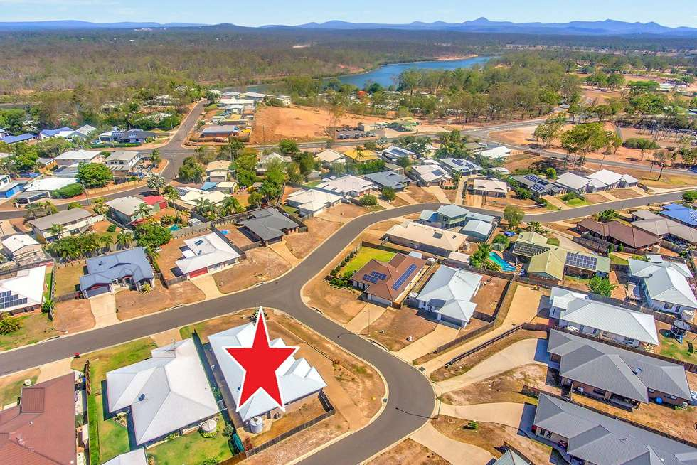 Second view of Homely house listing, 34 Bauhinia Street, Boyne Island QLD 4680