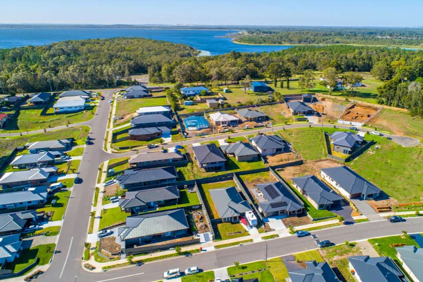 Main view of Homely residentialLand listing, Lot 417 Sailors Way, Raymond Terrace NSW 2324