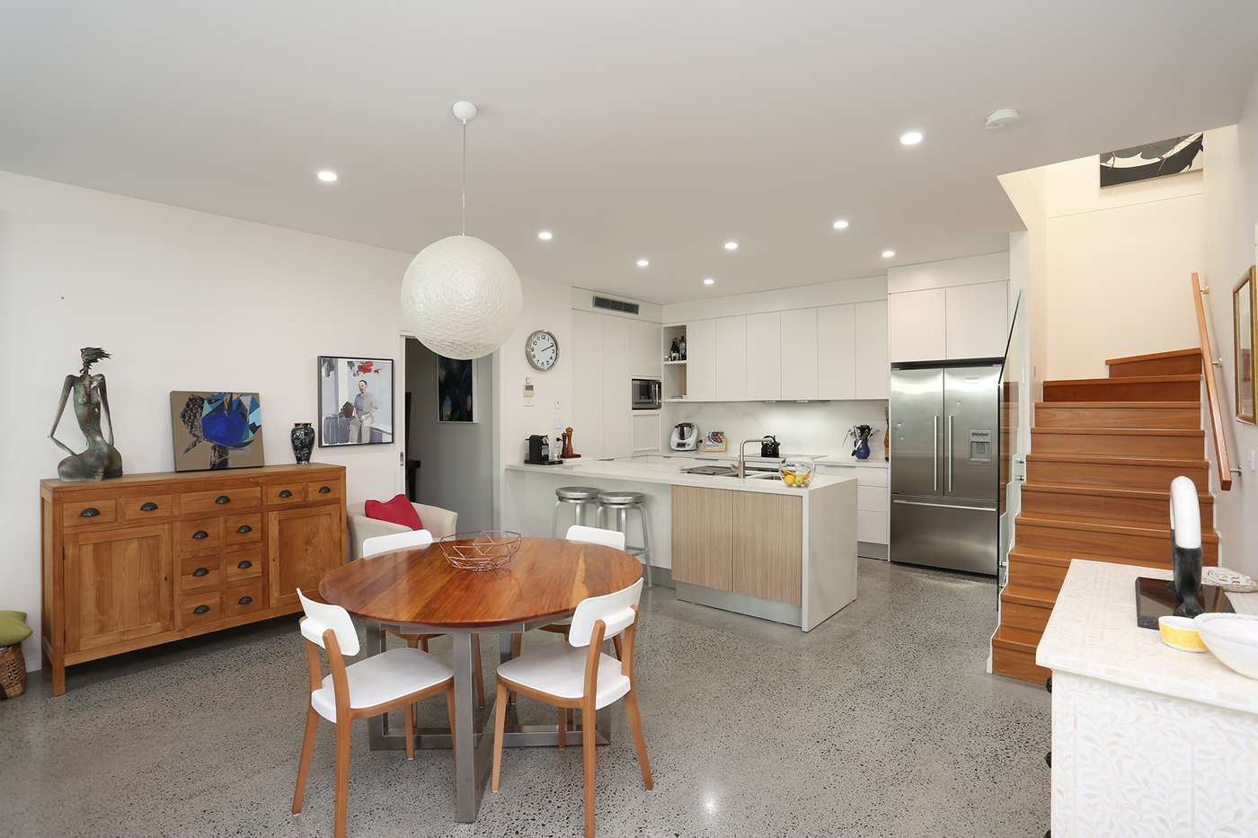 Main view of Homely house listing, 59 Waterline Crescent, Bulimba, QLD 4171