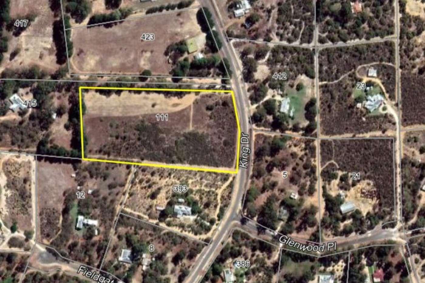 Main view of Homely residentialLand listing, 111 King Drive, Woodridge WA 6041