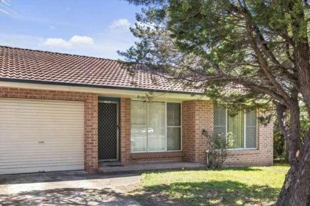 Villa 9/2 Bensely Road, Macquarie Fields NSW 2564