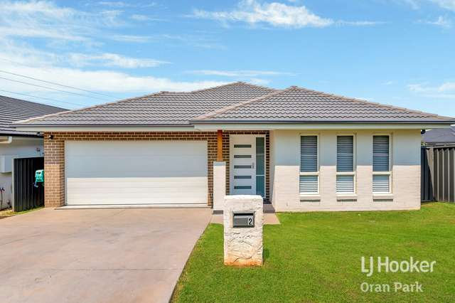 2 Rosemary Close, Gregory Hills NSW 2557