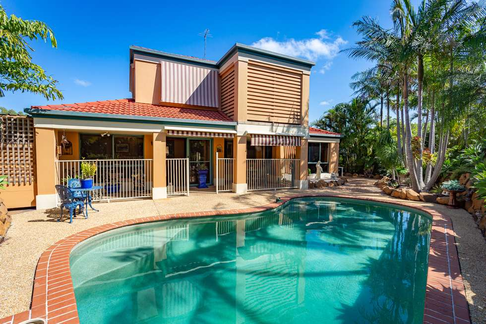 Second view of Homely house listing, 23 Wiltshire Drive, Mudgeeraba QLD 4213