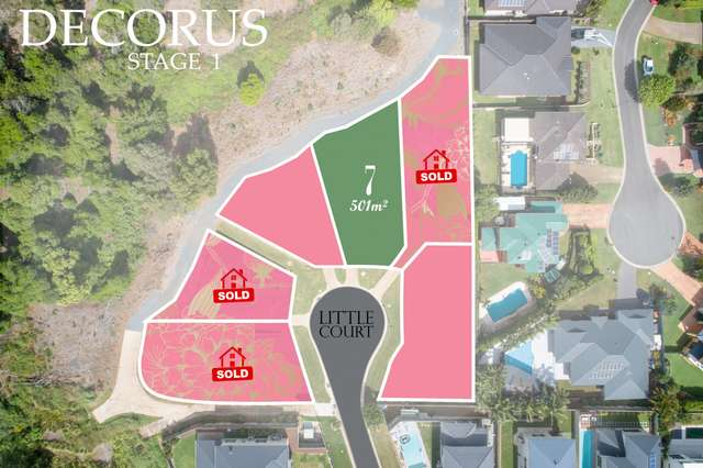 Lot 4/7 Little Court, Carindale QLD 4152