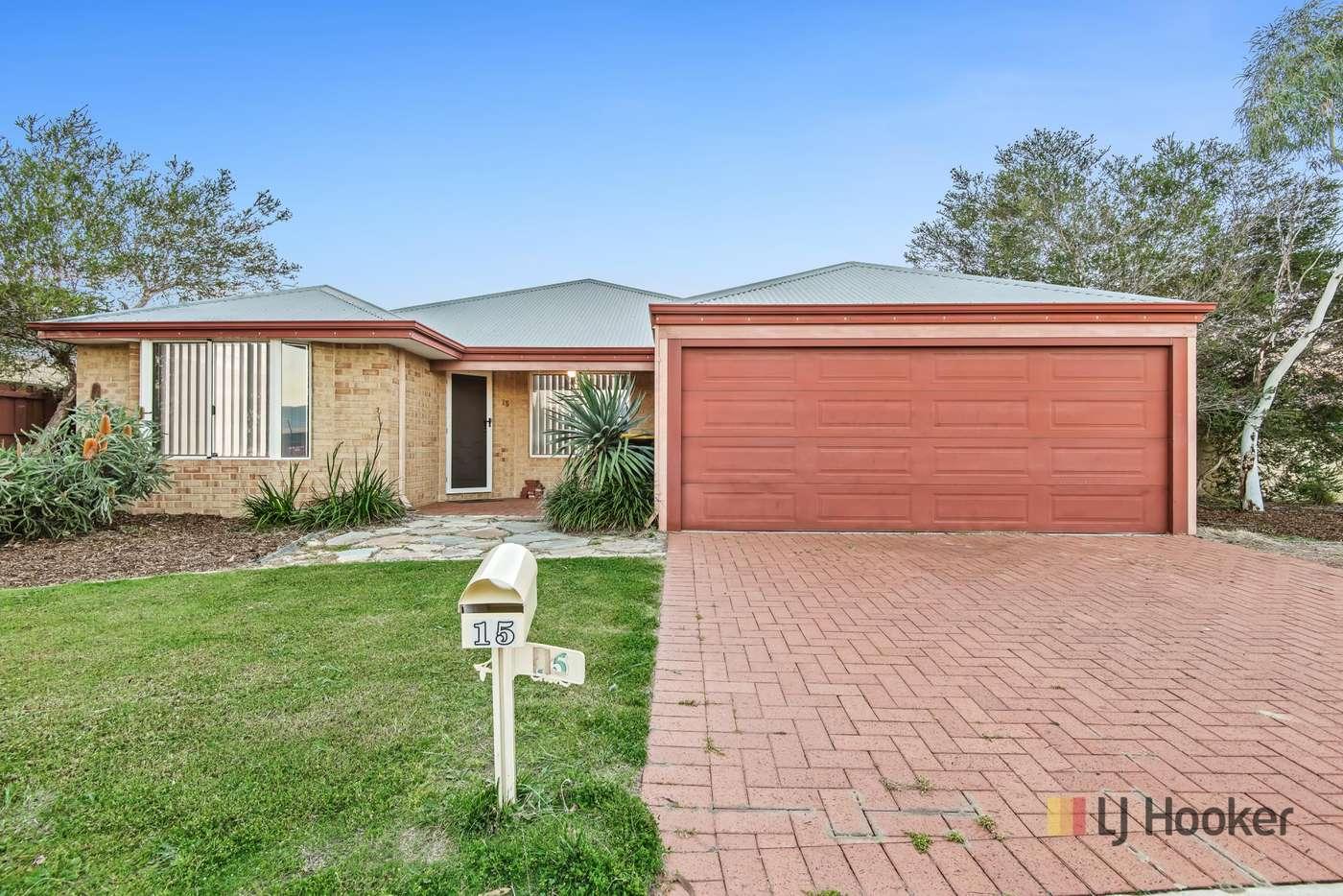 Main view of Homely house listing, 15 Birkett Circle, Ellenbrook, WA 6069