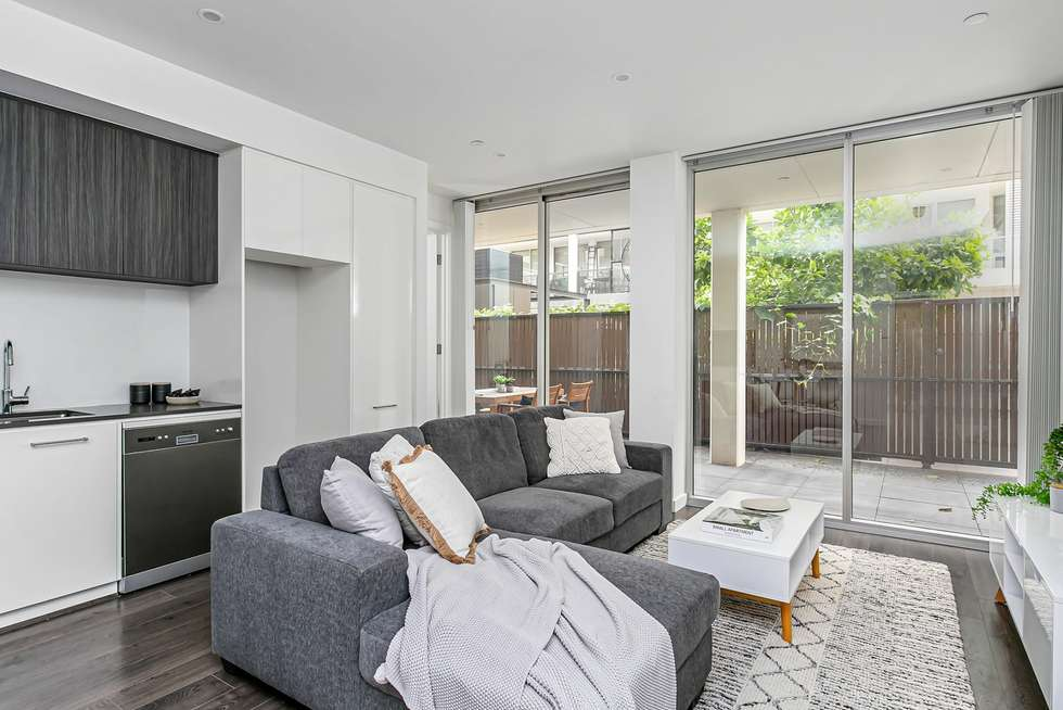 Third view of Homely apartment listing, G06/46 Sixth Street, Bowden SA 5007