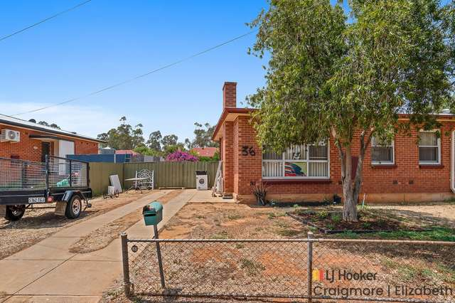 36 Stakes Crescent, Elizabeth Downs SA 5113